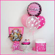 birthday delivery pretty theme event planner october 2014
