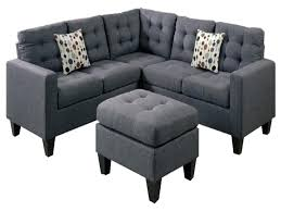 gray sectional with ottoman cheap grey sectional phpilates com