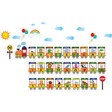 online buy wholesale alphabet train from china alphabet train