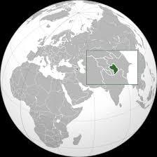 kuwait on a map nagorny karabakh on globe map karabakh mappery
