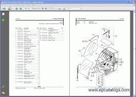 terex lifts parts manuals spare parts catalog heavy technics