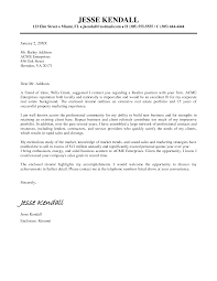 brilliant ideas of how to write a cover letter for real estate