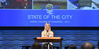 sartell mayor new community center prove city is thriving