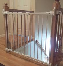 Banister Wall Custom Baby Gate Wall And Banister No Holes Installation Kit