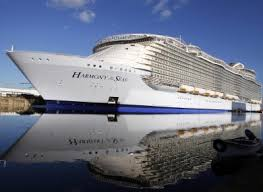 cruise ship the world the largest cruise ship in the world has set sail here s what it