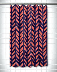 Coral And Navy Curtains Coral And Navy Blue Shower Curtains Anthropologie Navy And Coral