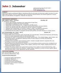 Logistics Management Specialist Resume Doorman Resume Sample Creative Resume Design Templates Word