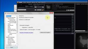 descargar winamp pro 5 7 youtube