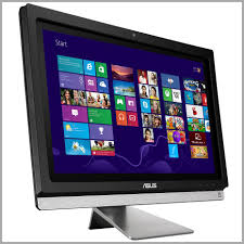 ecran tactile pc bureau pc bureau ecran tactile 1014036 asus all in e pc et2311iuth bf014t