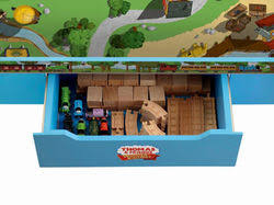 Thomas The Train Play Table Thomas U0026 Friends Wooden Railway Toys
