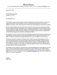 sample cover letters for employment applications fancy standard