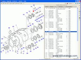 komatsu parts catalogs full complete set spare parts catalog