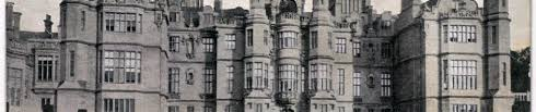 Harlaxton Manor Floor Plan Postcards Of The Manor Harlaxton Manor Archives