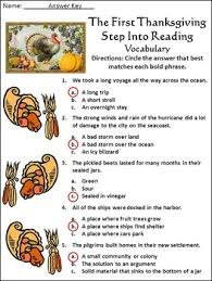 thanksgiving history the thanksgiving activity packet by