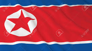 Cornwall Flag North Korean Flag Hd Background Flag Of North Korea 3d