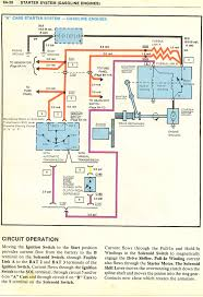 electrical wiring starter system wiring ignition diagram 91