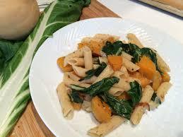 cuisiner les bettes penne aux bettes et potiron aux couleurs d automne envie de cuisiner