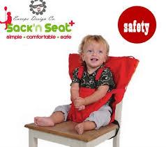 siege nomade bébé moins de 8 euros le siège bébé nomade sack n seat port inclus