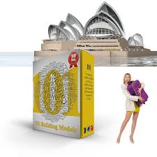 sydney opera house as a high quality 3d model for free download