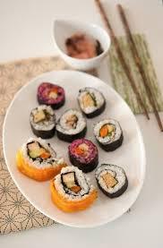 cuisine clea nouveaux sushis veggie clea cuisine healthy eatin