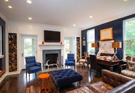 blue and orange room 15 stunning living room designs with brown blue and orange