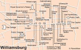 williamsburg map 12 top tourist attractions in williamsburg easy day trips