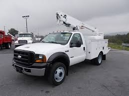 Ford F350 Used Truck Parts - bucket boom trucks for sale