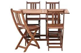 Folding Wood Dining Table Dining Table Folding Wood Dining Table Chairs Vintage 68 With