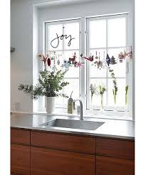 Christmas Window Decorations With Ornaments by 605 Best Scandinavian Christmas Images On Pinterest Christmas
