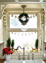 Christmas Window Decorations For The Home by