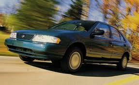 nissan cars sentra 1995 nissan sentra gxe archived instrumented test reviews
