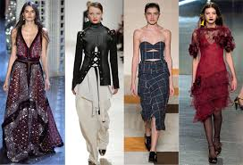 style trends 2017 the best of new york fashion week fall winter 2016 2017 the d