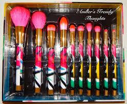 sonia kashuk limited edition art of makeup brush set amber u0027s