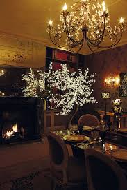 decorative indoor trees with lights wanker for
