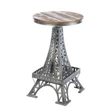 eiffel tower table eiffel tower bar table bargain bunch