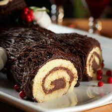 cuisine buche de noel yule log buche de noel david venables recipes qvc