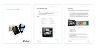 publications operation and maintenance manuals