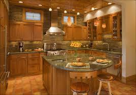 kitchen modern kitchen lighting crystal chandelier over kitchen