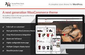 woocommerce themes store 1 free woocommerce theme 2016 accesspress store accesspress themes