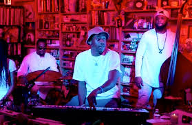 gucci mane tiny desk tyler the creator performs for npr s tiny desk concert rap up