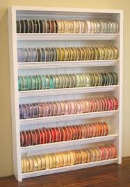 ribbon stores best 25 ribbon organization ideas on ribbon storage