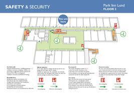 3d evacuation plans