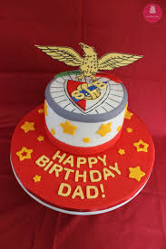 slb benfica birthday cake cakecentral com