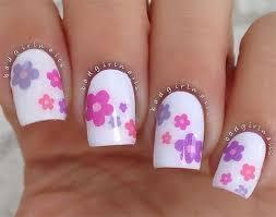 20 spring flower nail art designs u0026 ideas 2016 fabulous nail art