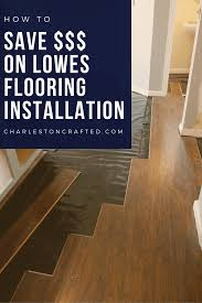 Lowes Kitchen Flooring by Why We Didn U0027t Diy Our Kitchen Floors U0026 How To Save Money On Lowe U0027s