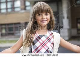 hairstyles for 8 year old girls 8 year old girl stock images royalty free images vectors