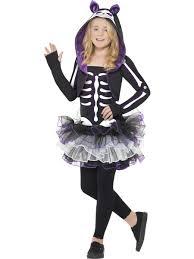 halloween costumes for girls age 13 14 skelly skeleton animals girls fancy dress halloween kids childrens