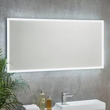 Bathroom Demister Mirrors Luxury Bathroom Mirrors Designer Modern Traditional Drench Uk