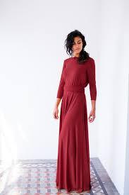 maxi dresses for a wedding bordeaux sleeve evening dress oxblood maxi dress
