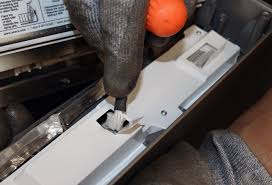 how to replace a dishwasher control panel repair guide help